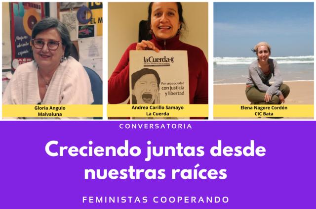 Feministas Cooperando  comparten buenas prácticas