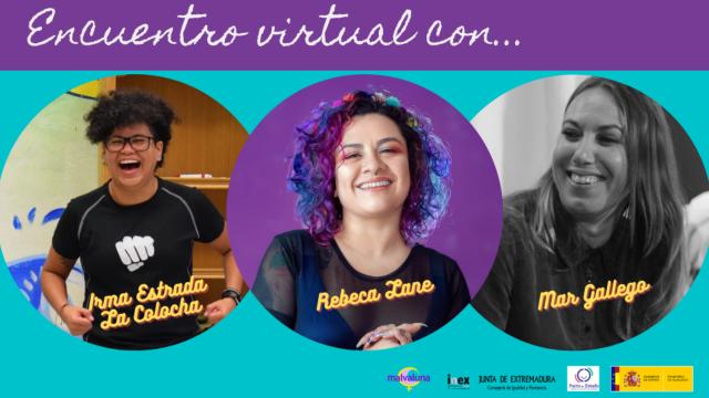Curso online: Mujeres jóvenes activistas contra las violencias machistas