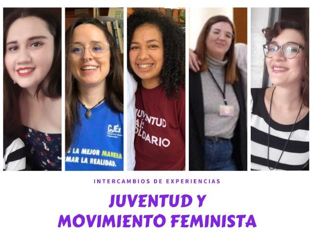 Mujeres jóvenes: «Acérquense  al feminismo porque el feminismo te empodera»