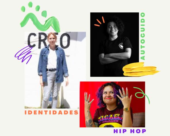 Hip hop, autocuido e identidades en encuentro feminista