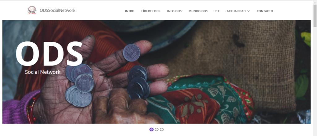 Nueva plataforma: ODS Social Network Extremadura