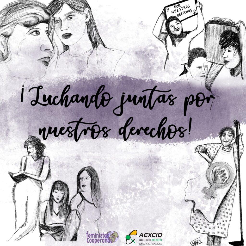 Malvaluna lanza una campaña sobre las realidades de las mujeres en el mundo